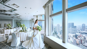 Swissôtel Nankai Osaka Winter Wedding Plan