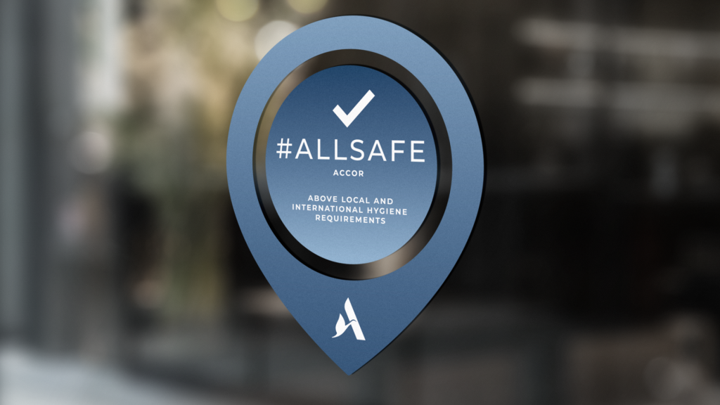 #ALLSAFE for your peace of mind.