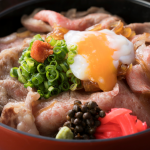 Wagyu-Don Generously Topped  with Wagyu Beef